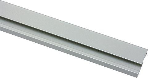 Aluminium-Vorhangschiene 1-läufig...