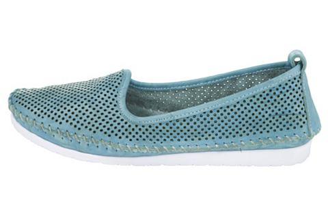 Туфли-слиперы с красивый ажурный узор ...
