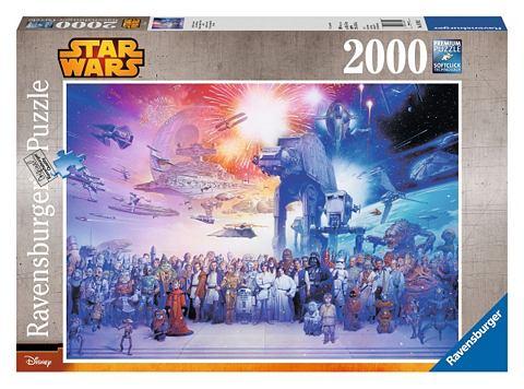 Пазл 2000 Teile »Disney Star War...