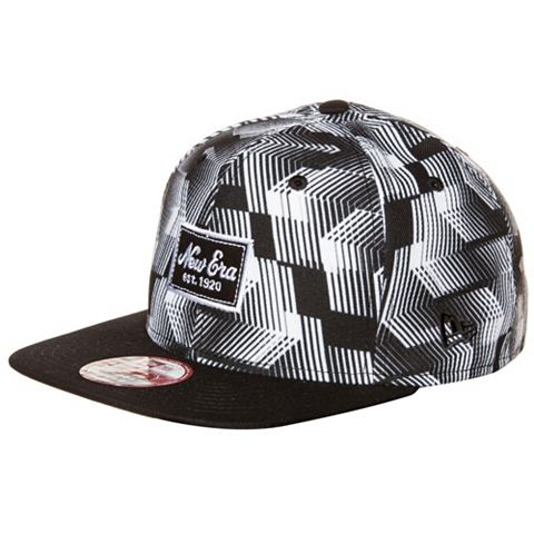 9FIFTY Black and White Snapback шапка