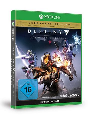 XBOX One - Spiel »Destiny - K&ou...