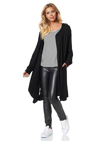 Пальто длинное »indoor coat&laqu...