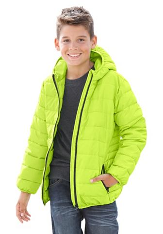Куртка стеганая