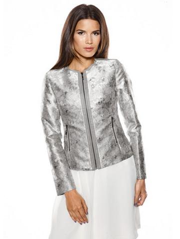 Пиджак, куртка с Glanzeffekt