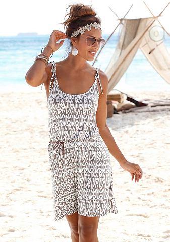 Платье пляжное c узором или универса́л...