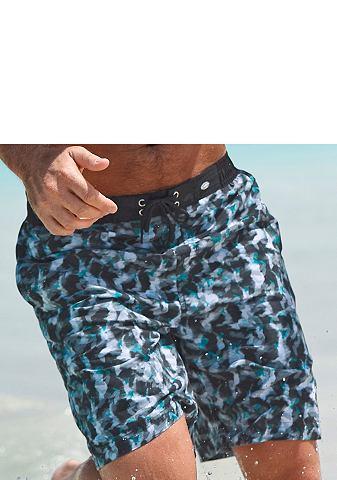 Kangaroos шорты для купания с модный р...