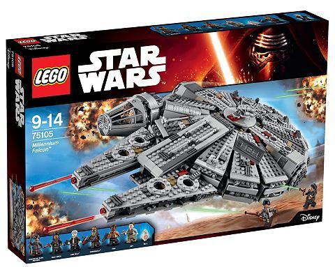 ® Millennium Falcon? (75105) &raqu...