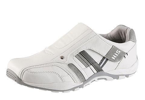 Туфли-слиперы с липучки