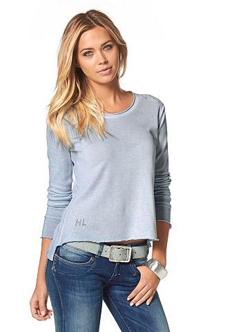 Пуловер трикотажный