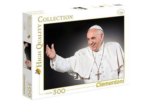 Пазл 500 Teile »Papst Franziskus...
