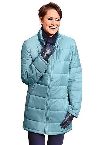 Куртка стеганая с воротник стойка
