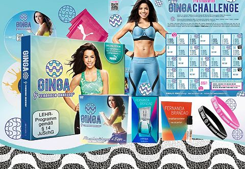 Комплект: Ginga Lifestyle Package Fitn...