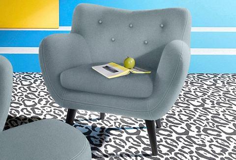 Кресло в ретро-стиль