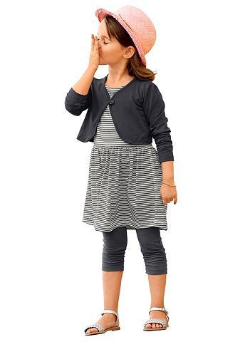 Болеро платье & леггинсы (Набор 3 ...
