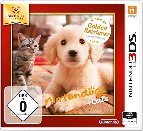 Nintendogs + Cats Golden Retriever &am...