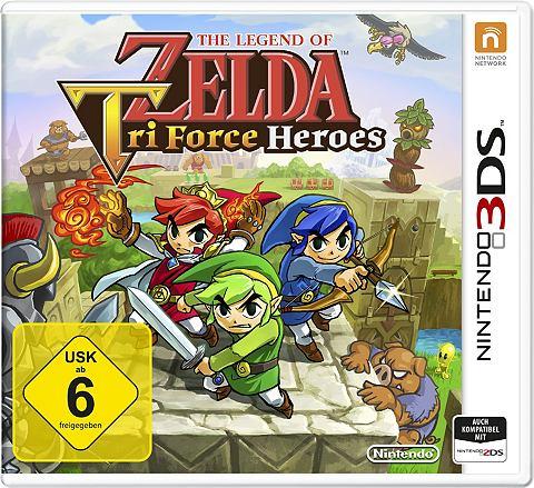 The Legend of Zelda: Tri Force Heroes ...