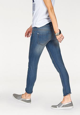Ankle-Jeans