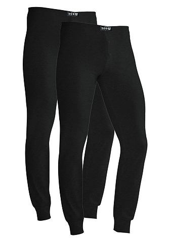 Длиный Нижние штаны (2 единицы с манже...
