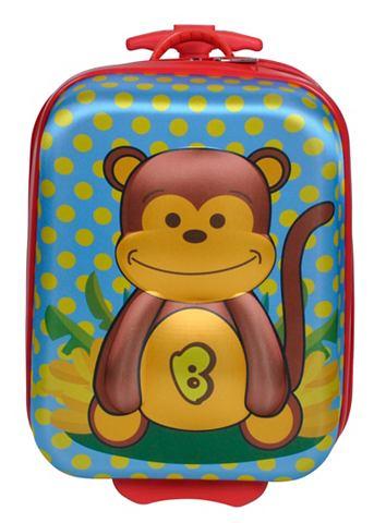 Детский чемодан »Bouncie Monkey&...