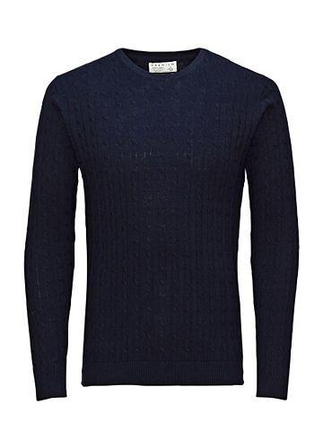 Jack & Jones Zopfstrick- пуловер