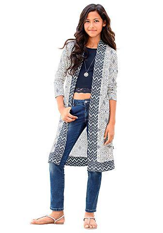 Пальто c узором для Mädchen