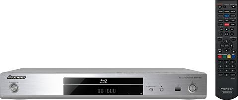 Pioneer BDP-180 3D Blu-ray-Player 3D-f...