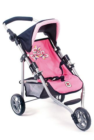 CHIC2000 Puppen-Jogging-Buggy »Lola Pink ...