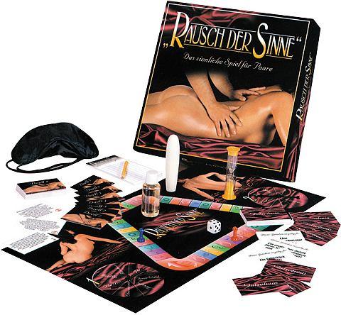 Erotisches Brettspiel »Rausch de...