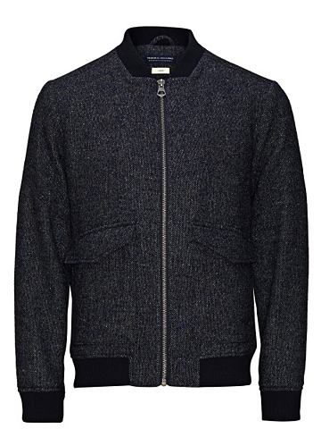 Jack & Jones С шерстью куртка