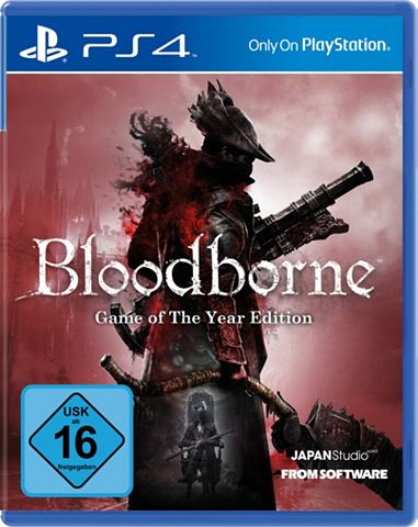Bloodborne Game of the Year Edition Pl...