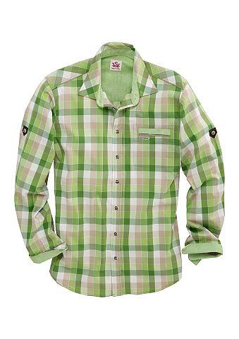 Spieth & Wensky рубашка в национал...