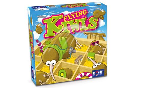 "Spiel ""Flying Kiwis"""