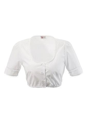 Блузка из национального костюма с укра...
