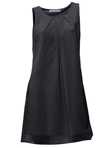 Платье с модный Faltenverarbeitung