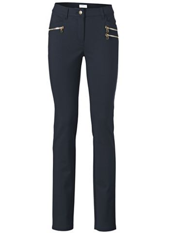 Формирующие брюки с с удлиненной талие...