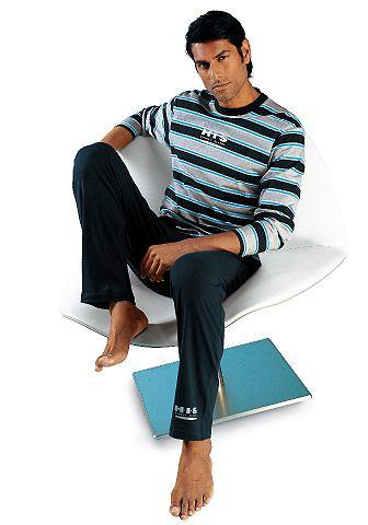Langer пижама с Logodruck на Ober- и U...