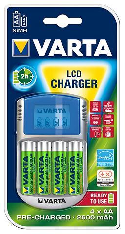 Ladegerät для AA и AAA batterien ...