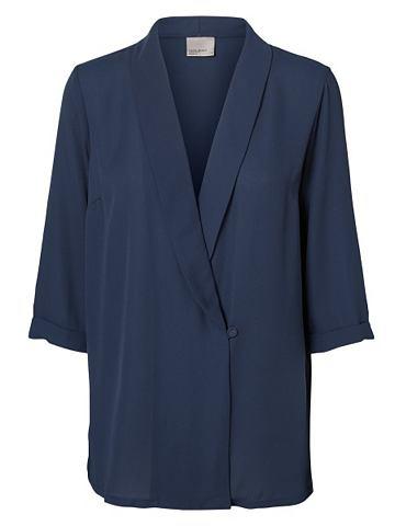 Свободного покроя пиджак