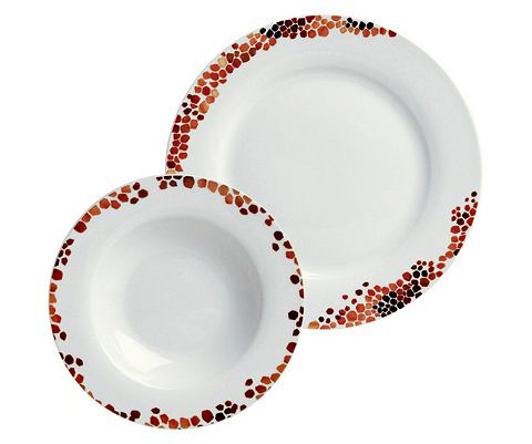 Сервиз design I love® Porzellan &r...