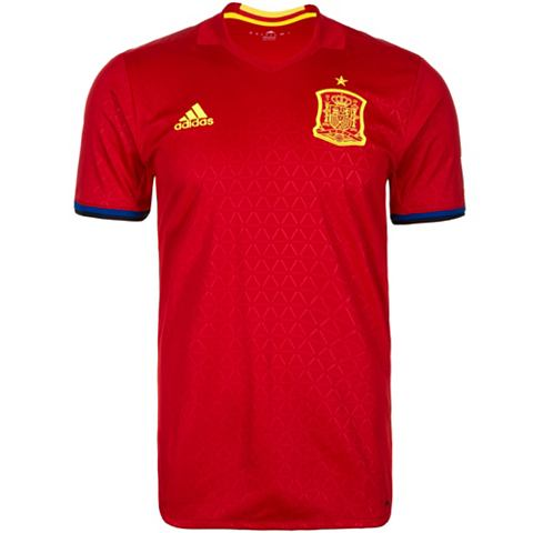 Spanien футболка спортивная Home EM 20...