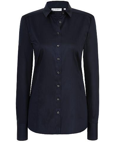 ETERNA Длинный рукав блуза »SLIM форма ...