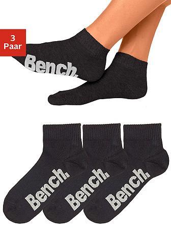 Носки короткие (3 пар) с высокий Baumw...