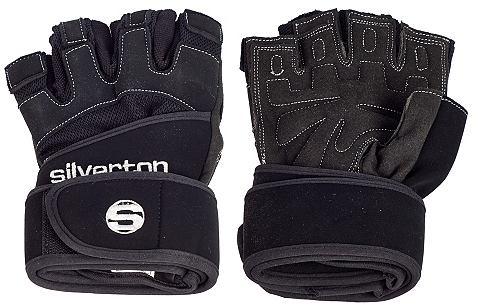 SILVERTON Перчатки спортивные »Power Plus&...