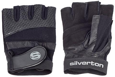 SILVERTON Перчатки спортивные »Pro Plus&la...