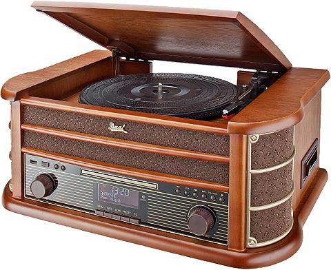 NR 50 DAB Kompaktanlage Радио (DAB+) 1...