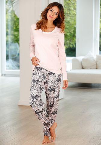 Пижама с gemusterter брюки & passe...
