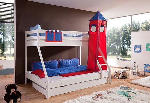 Двухъярусная кровать комплект 3 шт. &r...