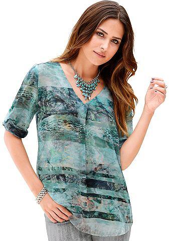 Création L блуза с figurschmeic...