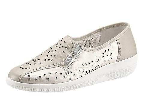 Туфли-слиперы с Leder-Wechselfu