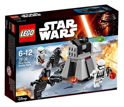 ® First Order Battle Pack (75132) ...